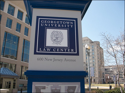 Georgetown University Law Center Partners with MTC